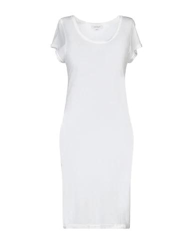 Crossley Short Dress In White