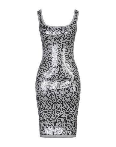 Sibling Knee-length Dress In Light Grey