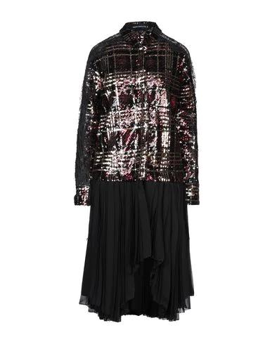 Marco Bologna Shirt Dress In Black