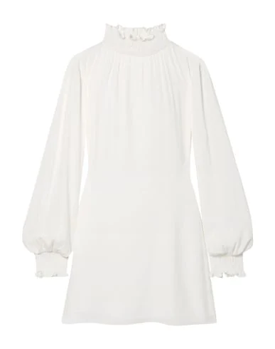 Les HÉroÏnes By Vanessa Cocchiaro Short Dress In Ivory