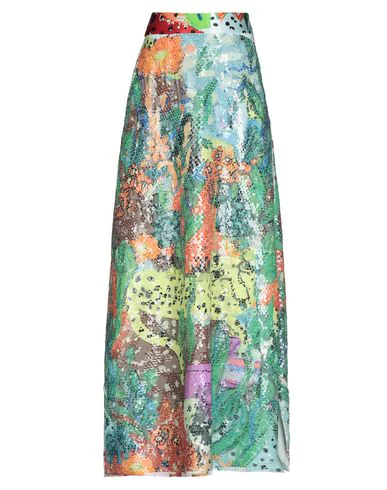 Tsumori Chisato Maxi Skirts In Green