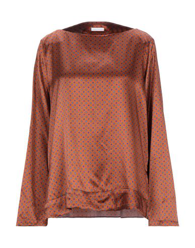 Robert Friedman Blouse In Brown