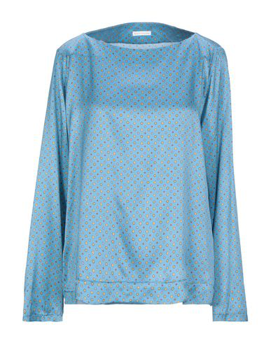 Robert Friedman Blouse In Azure