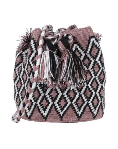 Muzungu Sisters Cross-body Bags In Dove Grey