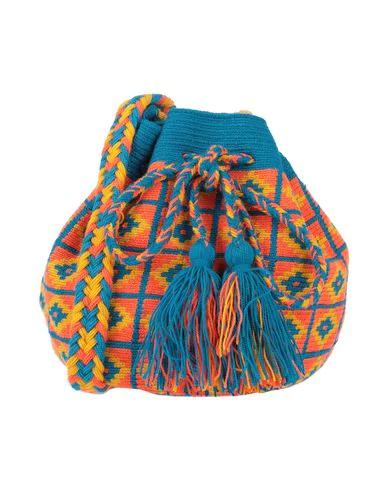 Muzungu Sisters Cross-body Bags In Orange
