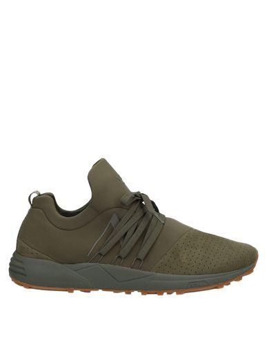 Arkk Copenhagen Sneakers In Military Green