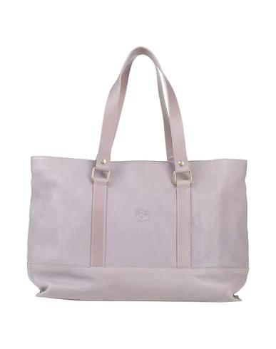Il Bisonte Handbag In Lilac