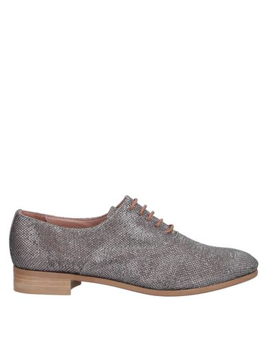 Alysi Laced Shoes In Silver