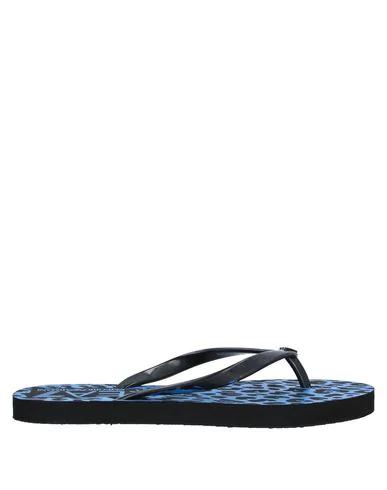 Ea7 Flip Flops In Dark Blue