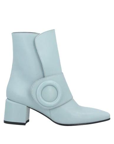 Boyy Ankle Boot In Sky Blue