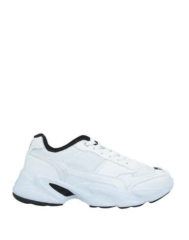 Plein Sport Sneakers In White