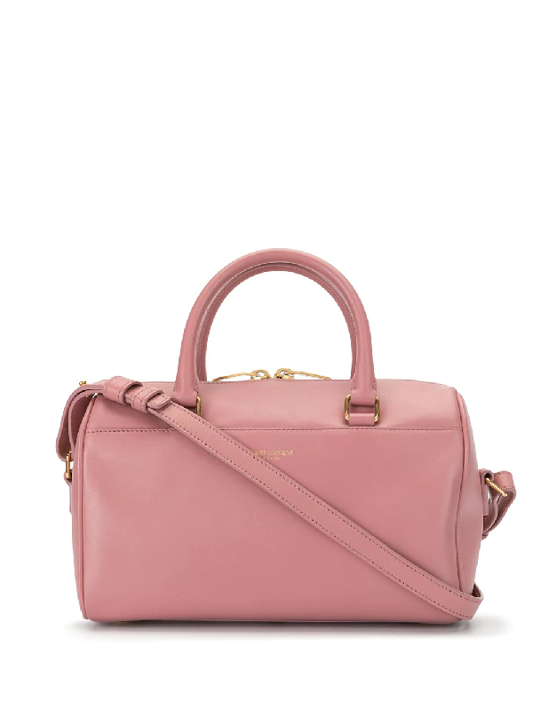 Saint Laurent Baby Duffle Bag In Pink