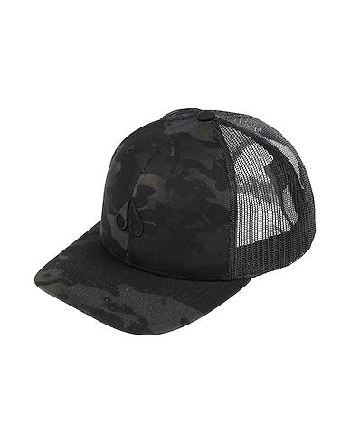 Moose Knuckles Hat In Black
