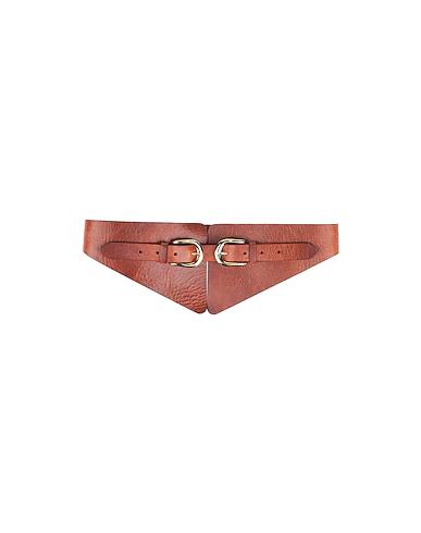 Ottod'ame Regular Belt In Brown