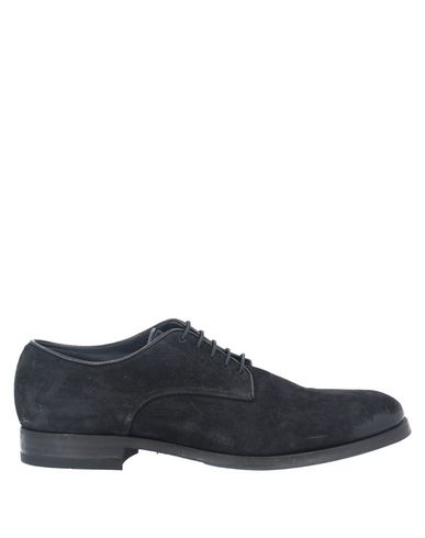 Pantanetti Laced Shoes In Black