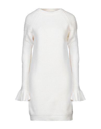 Manoush Short Dress In Ivory