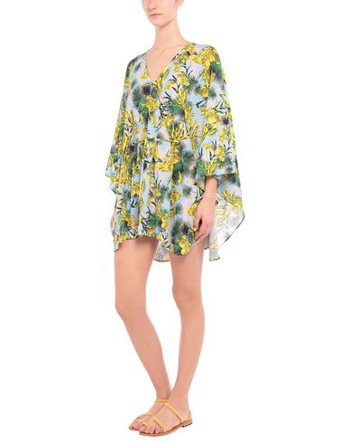 Versace Cover-up In Sky Blue