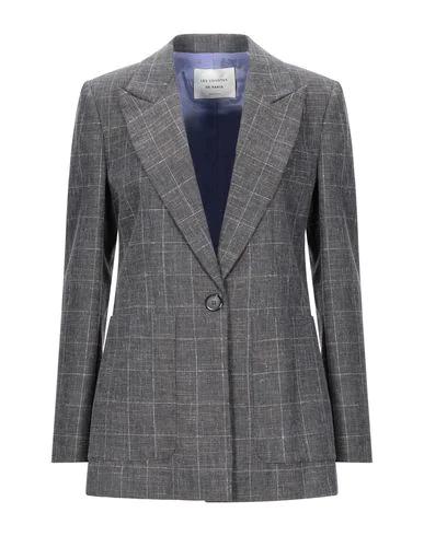 Les Coyotes De Paris Sartorial Jacket In Grey