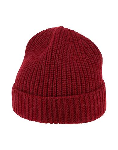 Cruciani Hat In Maroon