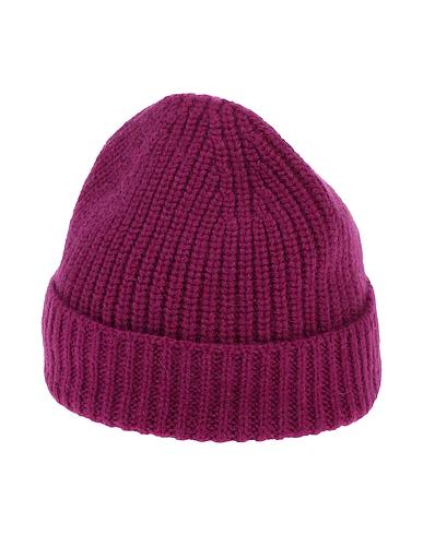 Cruciani Hat In Garnet