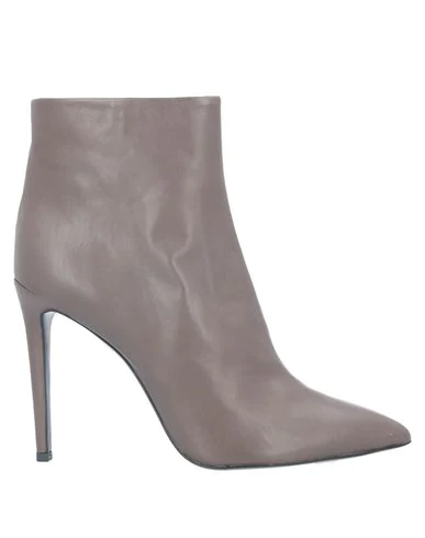Gianni Marra Ankle Boot In Dove Grey