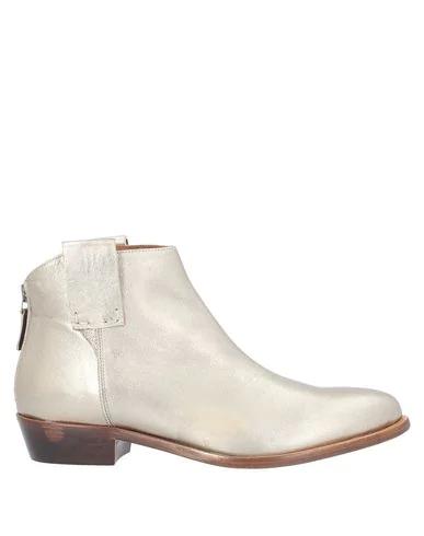 Alysi Ankle Boot In Platinum