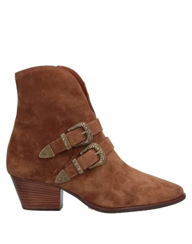 Todai Ankle Boot In Brown