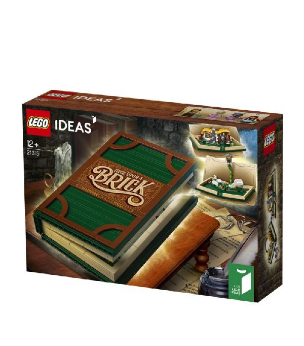 Lego Ideas: Pop-up Fairytale Book
