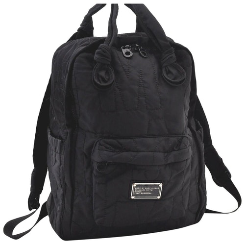 Marc By Marc Jacobs Black Backpack