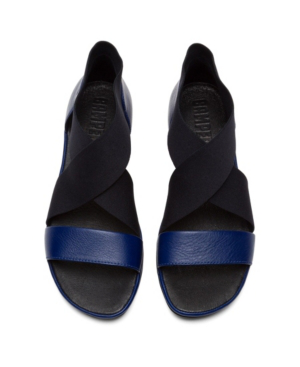 Camper Women's Right Nina Sandal Women's Shoes In Blue