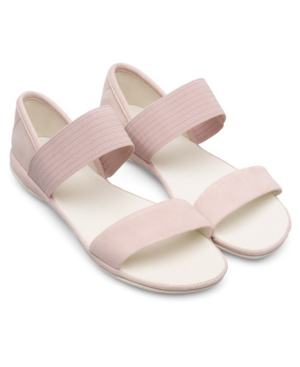 Camper Women's Right Nina Strap Women's Shoes In Pink