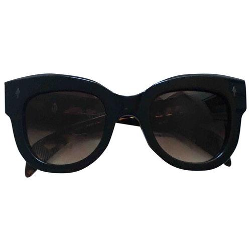 Jacquesmariemage Black Sunglasses