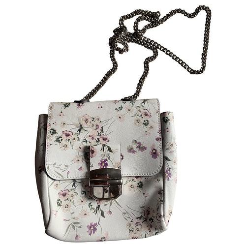 Roseanna White Leather Handbag