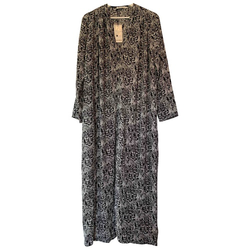 Roseanna Black Silk Dress