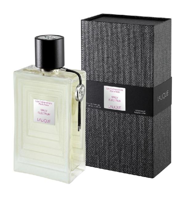 Lalique Spicy Electrum Eau De Parfum In White