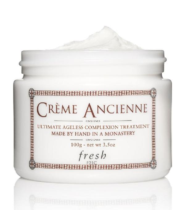 Fresh Crème Ancienne In White