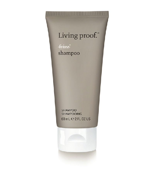 Living Proof No Frizz Shampoo (travel Size) In White