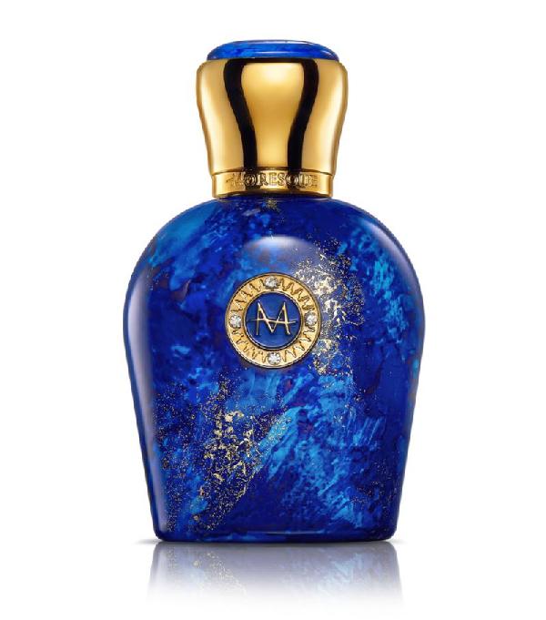 Moresque Sahara Blue Eau De Parfum In White