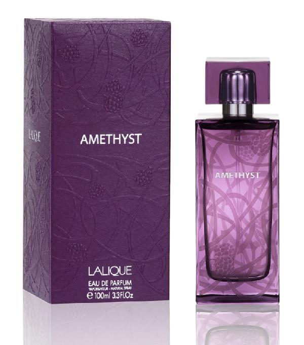 Lalique Amethyst Eau De Parfum (100 Ml) In White