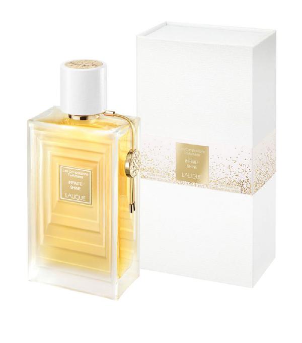 Lalique Infinite Shine Eau De Parfum (100ml) In White
