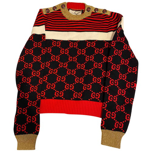 Gucci Cotton Knitwear
