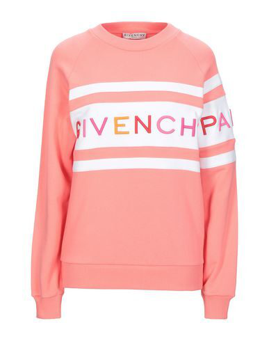 Givenchy Sweatshirt In Red