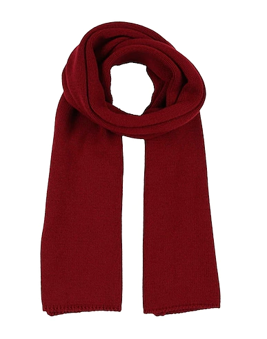 Cruciani Scarves In Maroon