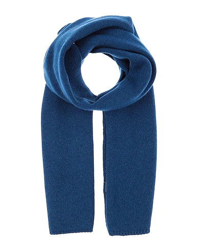 Cruciani Scarves In Dark Blue