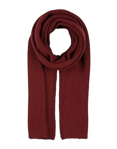 Cruciani Scarves In Brick Red