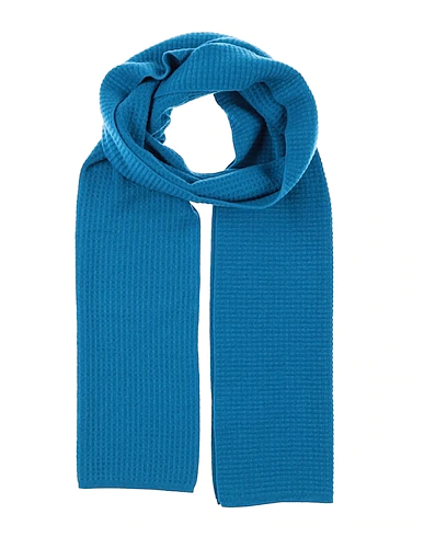 Cruciani Scarves In Pastel Blue