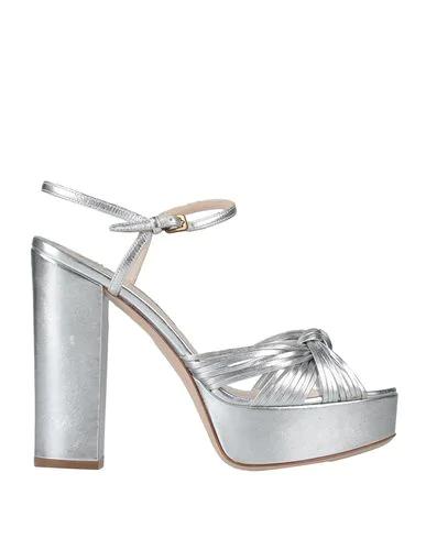 Deimille Sandals In Silver
