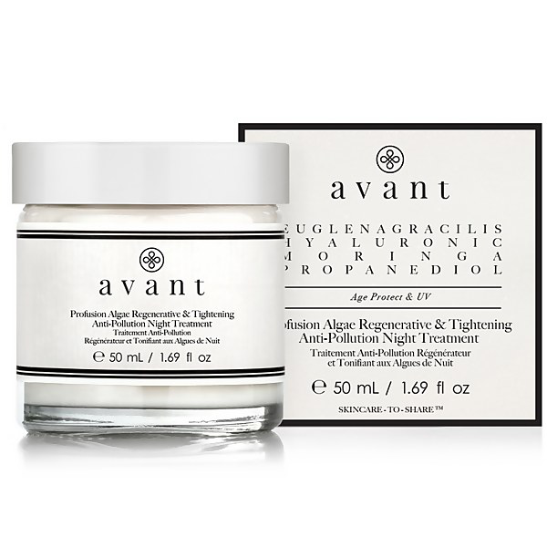 Avant Skincare Profusion Algae Regenerative And Tightening Anti-pollution Night Treatment 50ml