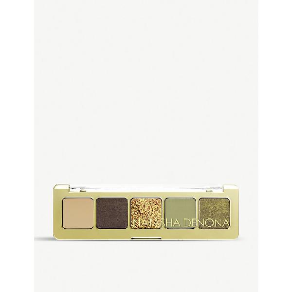 Natasha Denona Mini Gold Eyeshadow Palette 0.8g