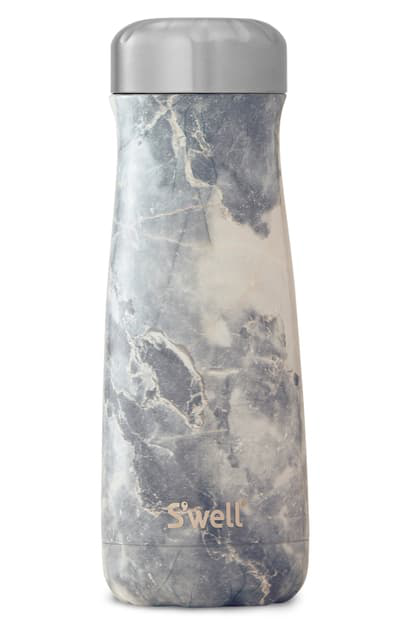 S'well Blue Granite 20-ounce Insulated Traveler Bottle